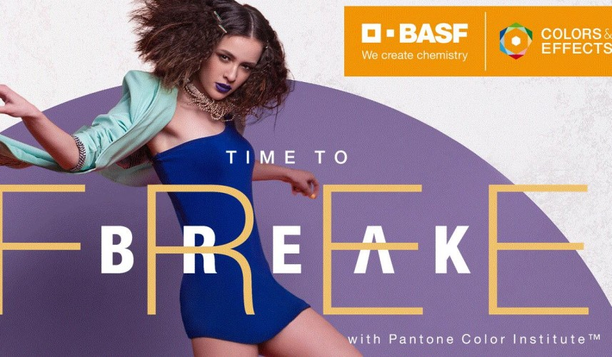 Time to Break Free: BASF brand Colors & Effects launches cosmetic color trends 2020/2021