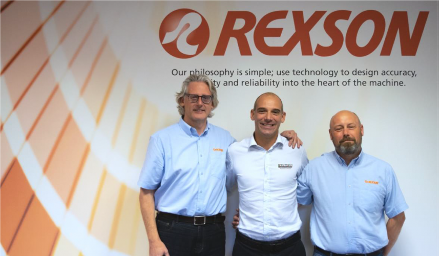 Inkmaker acquires Rexson and Vale-tech